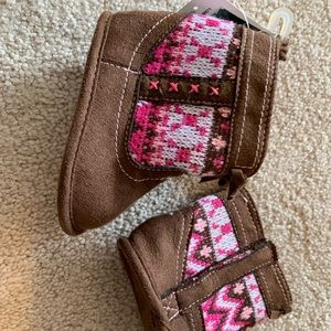 Laura ashley baby boots